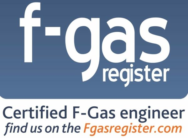 f-gas sticker