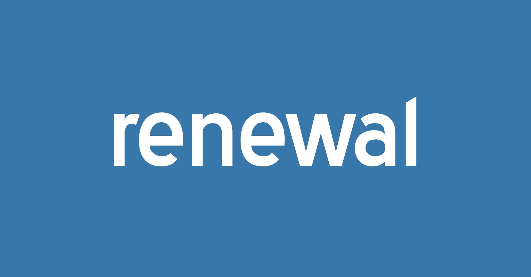 f-gas renewal